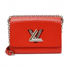 Louis Vuitton Epi Leather Twist MM Bag 03