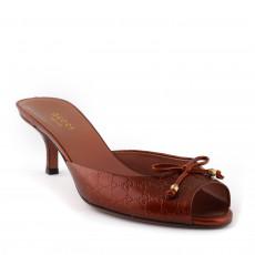 Gucci Guccissima Leather Horsebit Slides 02