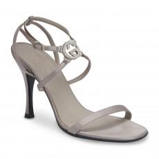 Gucci Interlocking GG Ankle Strap Sandal 05