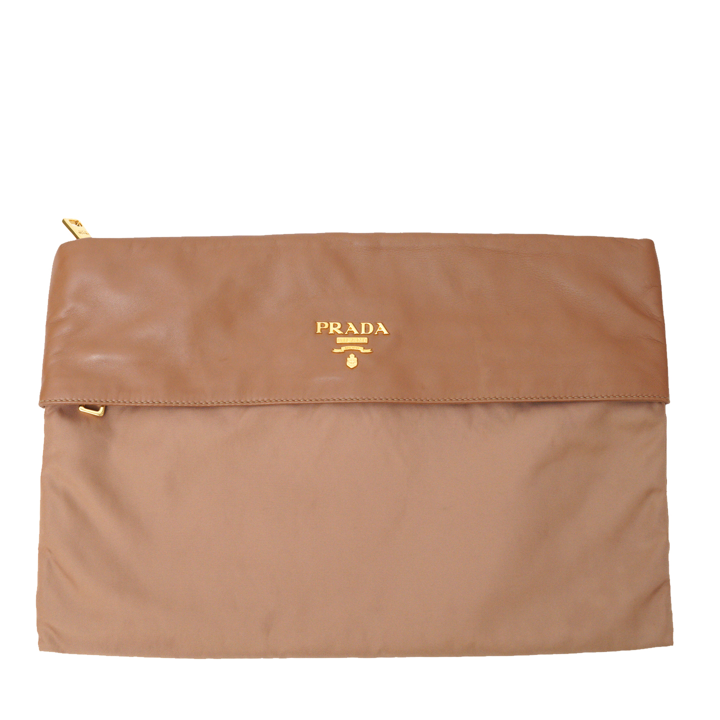 Prada Satin Raso Evening Clutch 01