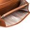 Salvatore Ferragamo Caramello Leather Continental Wallet