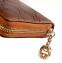 Gucci GG Twins Guccissima Zip-around wallet