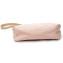Salvatore Ferragamo Pink Logo Embossed Leather Bag