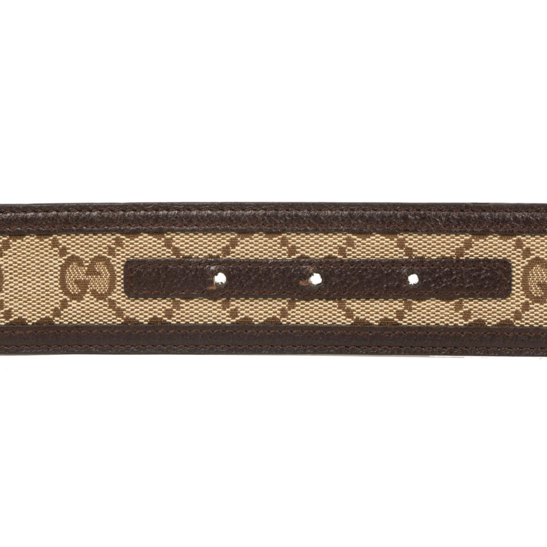 8d0763f0f Gucci Unisex Original GG belt with interlocking G - LabelCentric