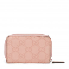 Gucci Guccissima Mini Zip Around Coin Wallet 02