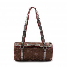 Louis Vuitton Monogram Satin Python Cherry Blossom Bag 01