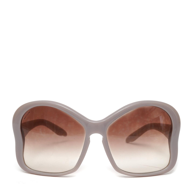 Prada Purple Butterfly Frame Sunglasses SPR18I - LabelCentric