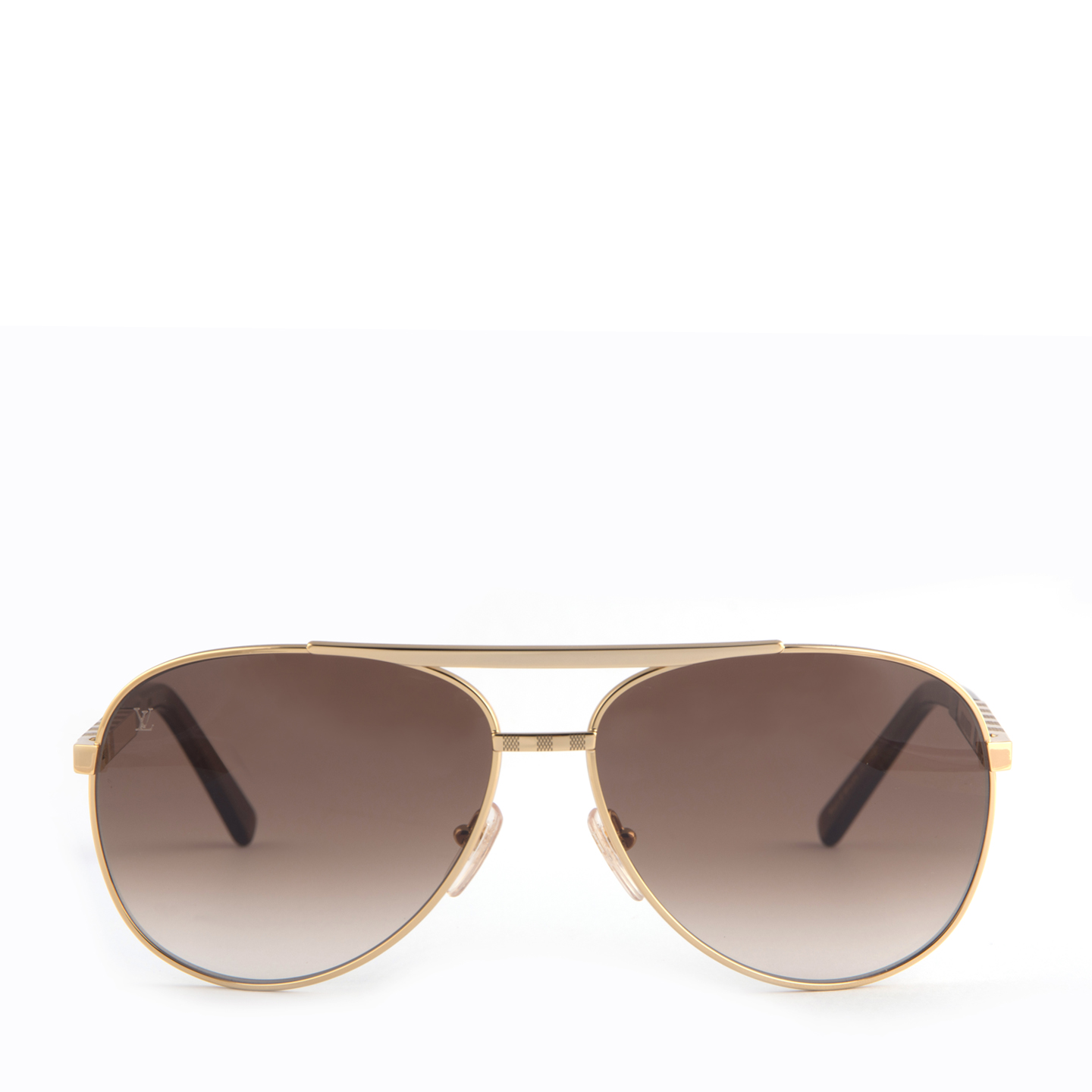 443d90bc20 Louis Vuitton Attitude Pilote Sunglasses Z0339U Gold - LabelCentric