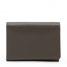Louis Vuitton Brown Leather Pocket Organizer -01