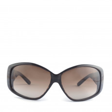 Jimmy Choo Snakeskin Trimmed Sunglasses 02