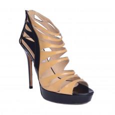Jimmy Choo 'COSTA' Sandals Size 38