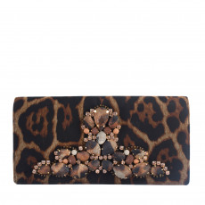 Yves Saint Laurent Embellished Clutch-1