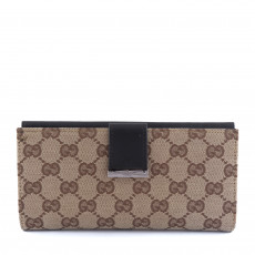 Gucci GG Monogram Continental Wallet-01