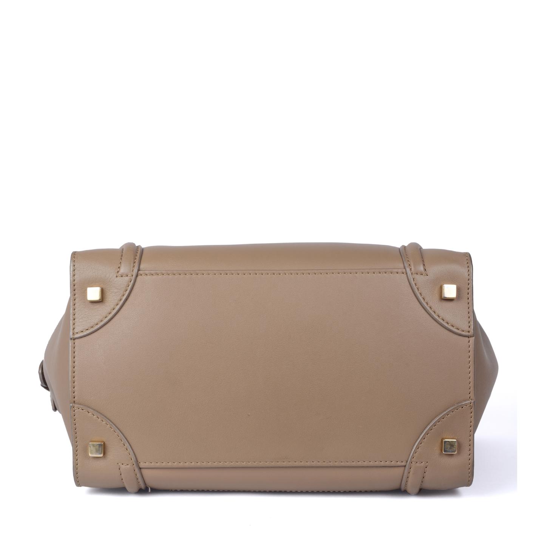 67f12e8f55ae Celine Small Luggage Tote