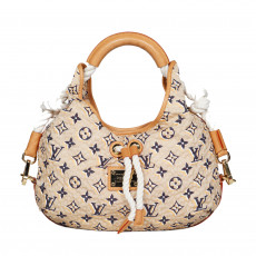 Louis Vuitton Limted Edition Monogram Cruise Bulles MM Bag 01