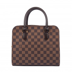 Louis Vuitton Damier Ebene Triana Bag