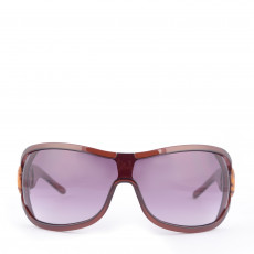 Gucci Bamboo Horse-bit Sunglasses 3035/S, Brown 01