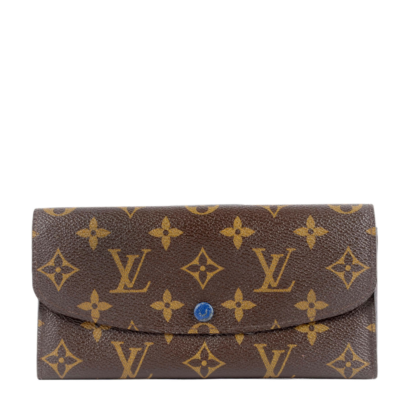 Louis Vuitton Monogram Emilie Wallet-1