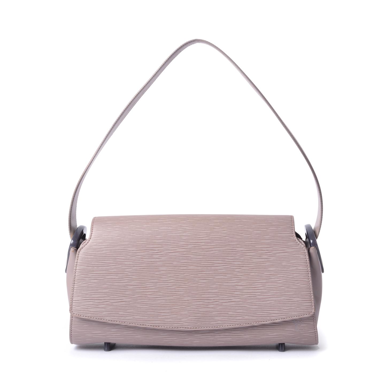 Louis Vuitton Lilac Epi Leather Nocturne GM Bag1