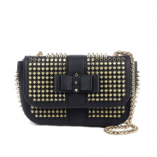 Christian Louboutin Sweet Charity Spike Studded Bag-1