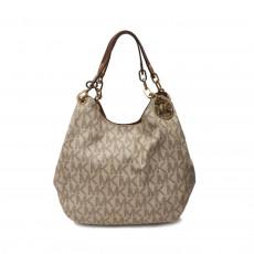 Michael Kors Fulton Vanilla Handbag
