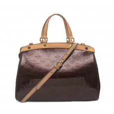 Louis Vuitton Vernis Brea MM Bag 1