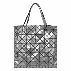 Issey Miyake Lucent Matte Grey Tote 01
