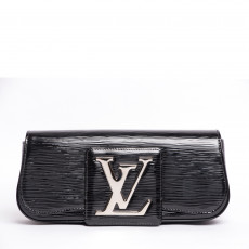 Louis Vuitton Electric Epi Leather SoBe Clutch 01