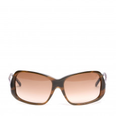 Dolce & Gabbana Brown Horn Sunglasses DG 420S (01)