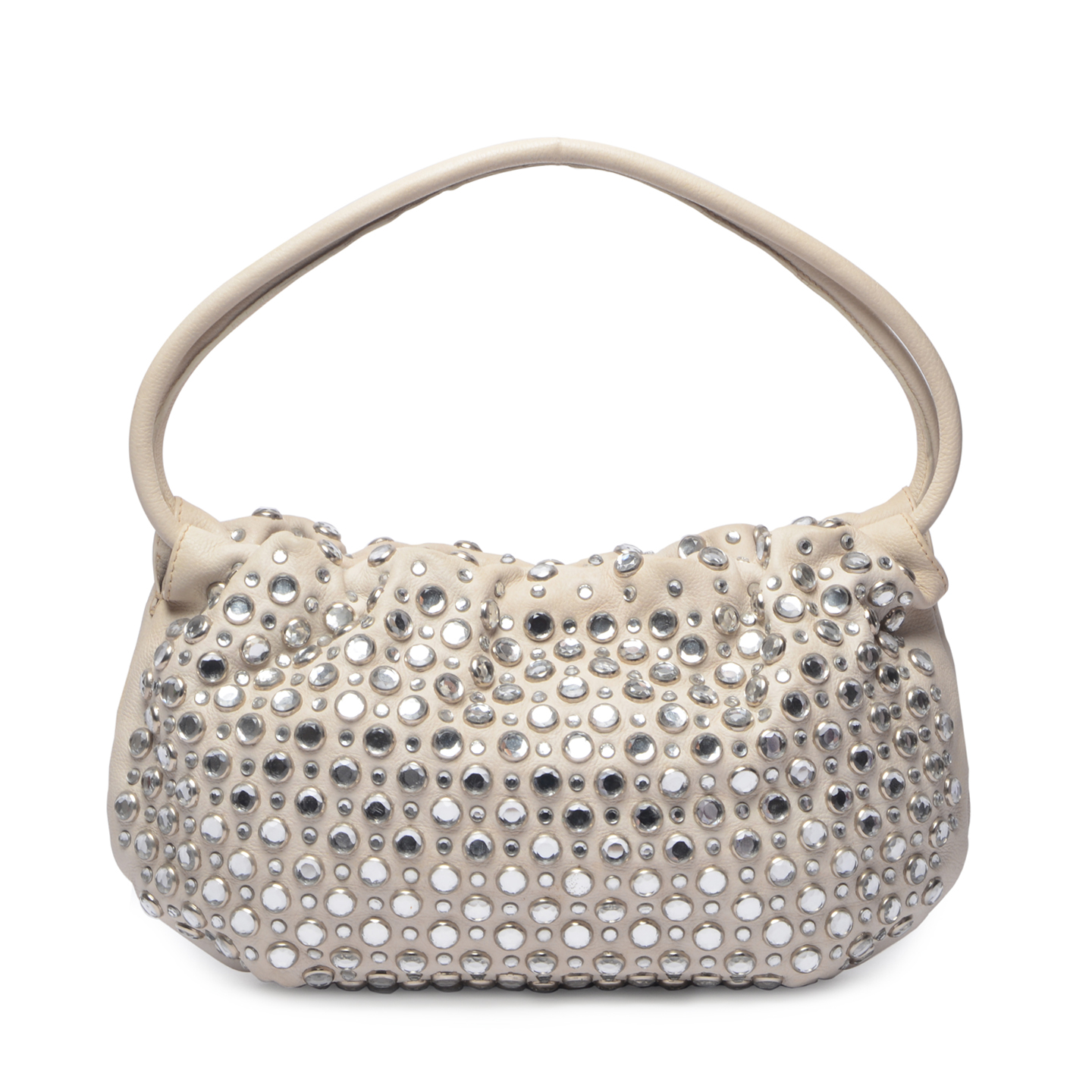Sonia Rykiel Crystal Embellished Domino Shoulder Bag (01)