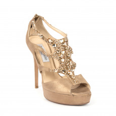 Jimmy Choo 'Teal Tawny' Jeweled Sandals (01)