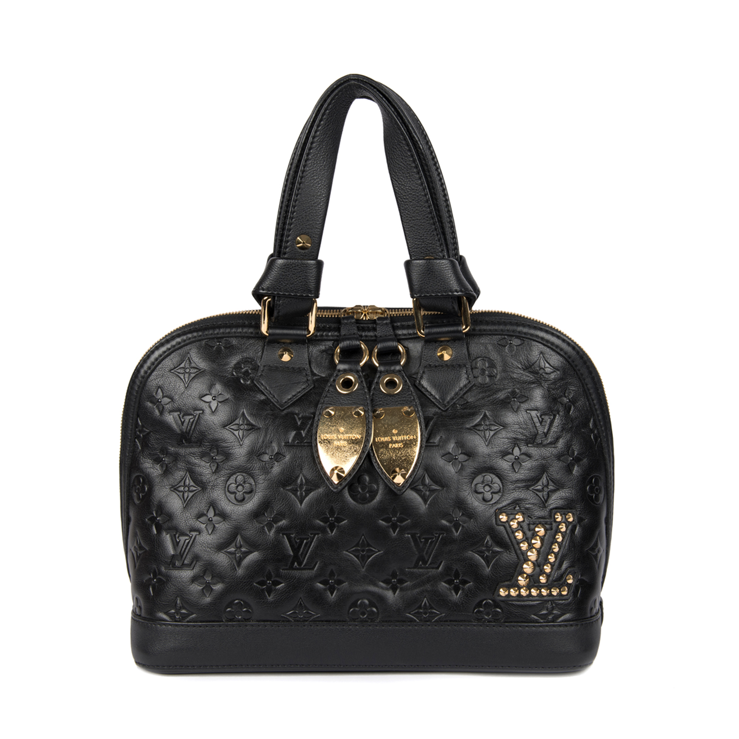 e98cfb40d576 Louis Vuitton Limited Edition Monogram Double Jeu Neo Alma Bag ...