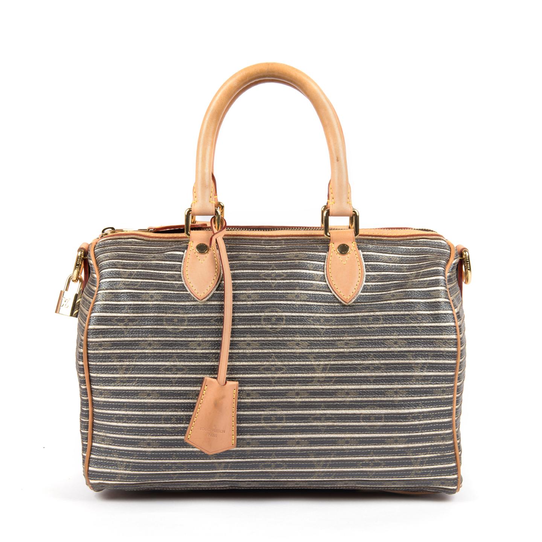 11d6529de66 Louis Vuitton Limited Edition Argent Monogram Eden Speedy 30 Bag ...