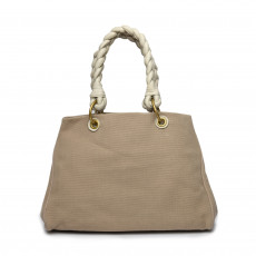 Bottega Veneta Canvas Sardegna Tote 01