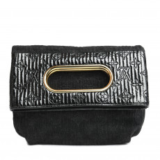 Louis Vuitton Limited Edition Monogram Motard Afterdark Clutch Bag 01