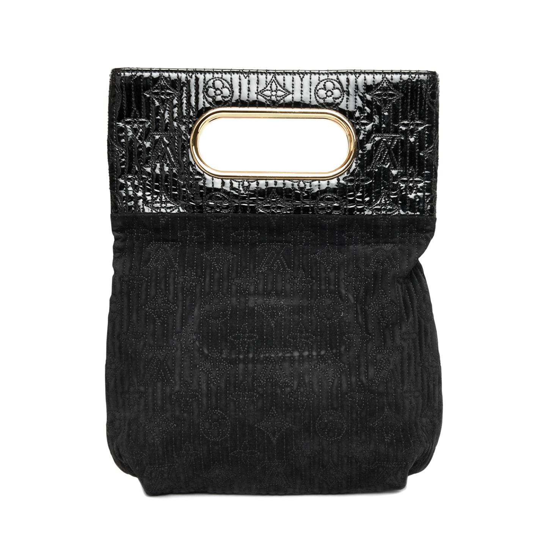6d598f7256ed ... Louis Vuitton Limited Edition Monogram Motard Afterdark Clutch Bag 03  ...