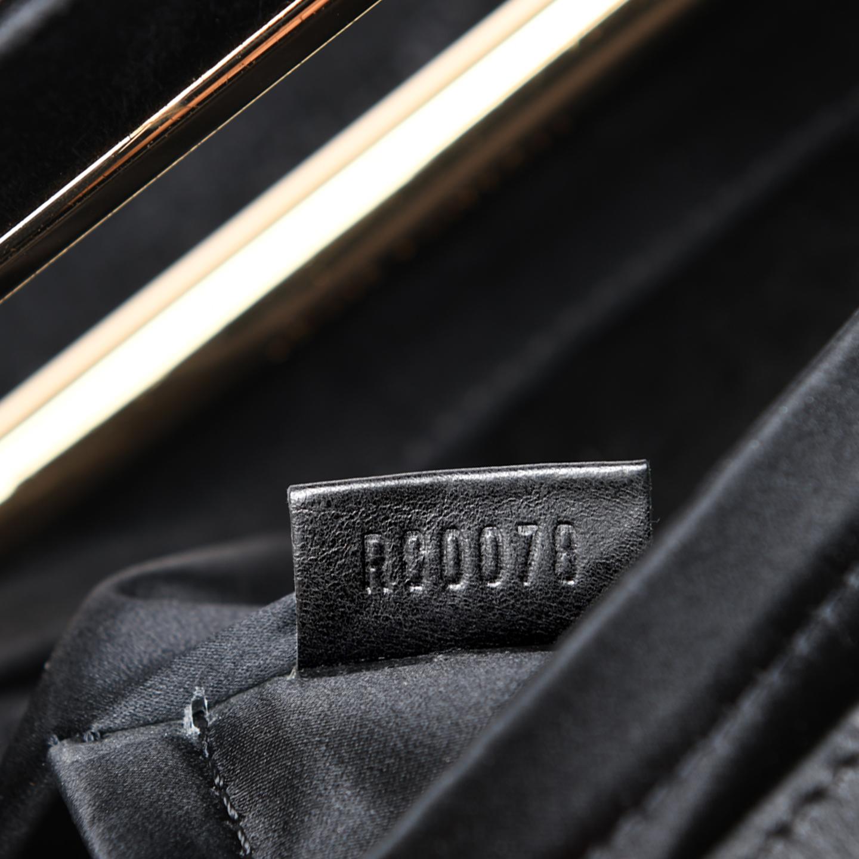 33e12aee510a ... Louis Vuitton Limited Edition Monogram Motard Afterdark Clutch Bag 06
