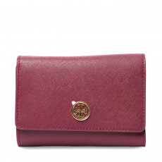 Tory Burch Robinson Medium Flap Wallet 04