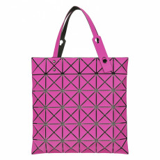 Issey Miyake Lucent Matte Pink Tote 04