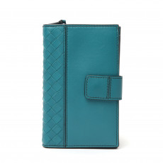 Bottega Veneta Intrecciato Nappa French Flap Wallet 01
