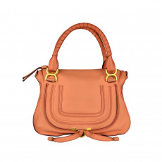 Chloe Marcie Leather Satchel 01