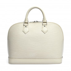 Louis Vuitton Ivorie Epi Leather Alma PM Bag 01