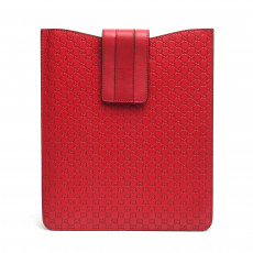 Gucci Microguccissima Leather iPad Case 01