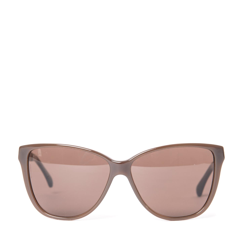 Chanel Mosaic Tile Wayfarer Sunglasses - 5222 (01)