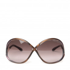 Tom Ford Ivanna Sunglasses TF 372 (01)