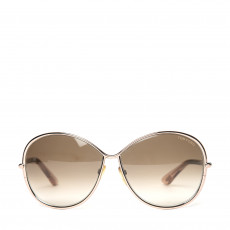 Tom Ford Iris TF180 Sunglasses (01)