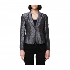 Emporio Armani Grey Formal Jacket, 01