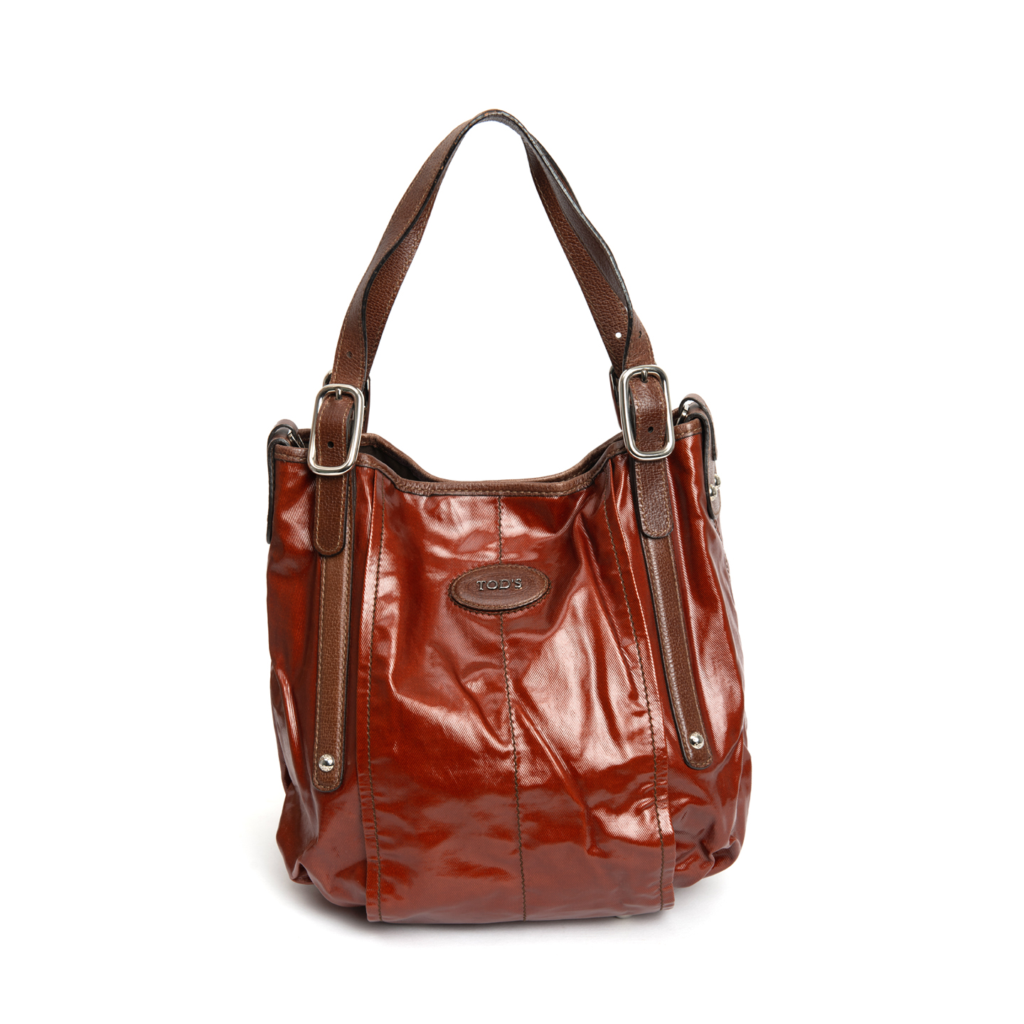 Tods G-Line Easy Sacca Media Tote Bag