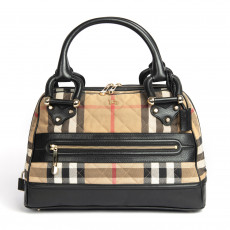 Burberry House Check Quilted Westburry Tote 01