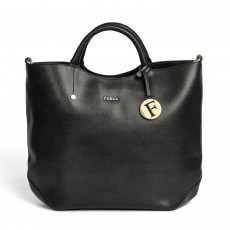 Furla Alissa Large Saffiano Leather Tote 01